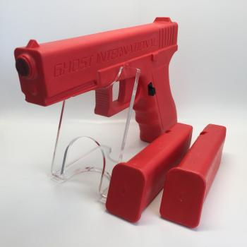 Ghost Red Gun  G17