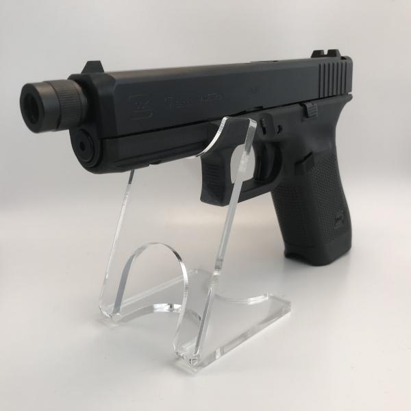 Glock 17, Gen5, 9mm Luger, 9mm Para, mos, FS , Gewindelauf, tactical, Glock  45, Glock 19, Glock19x - Gunbrokers Berlin