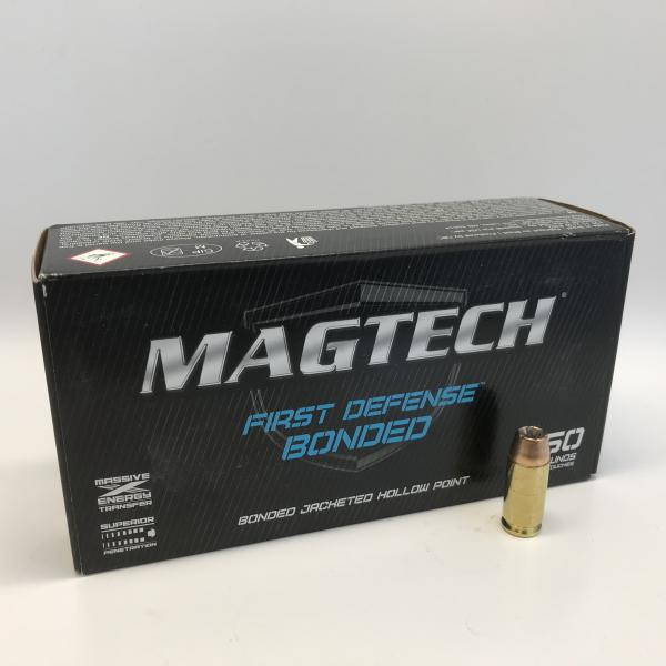 Magtech First Defense Bonded .40 S&W