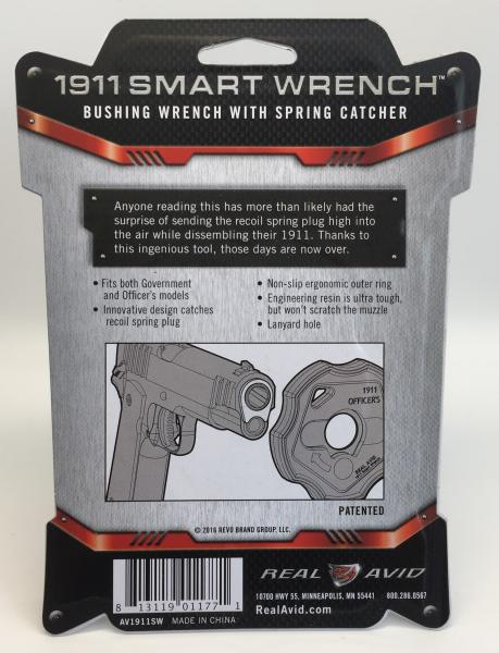 real avid 1911 smart wrench 3