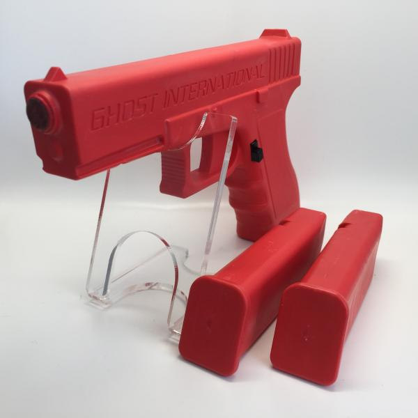 ghost red gun